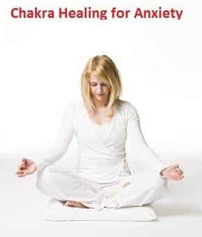 Chakra Healing Addresses Anxiety Disorder Treatment at Root