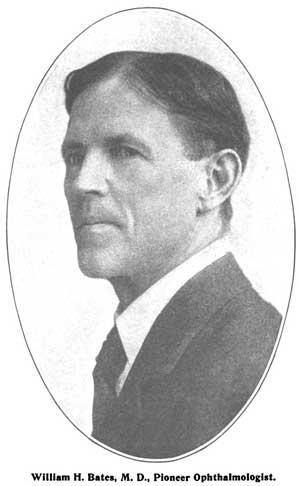 Dr W H Bates