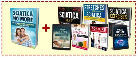 Sciatica No More - Package