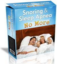 Snoring & Sleep Apnea No More